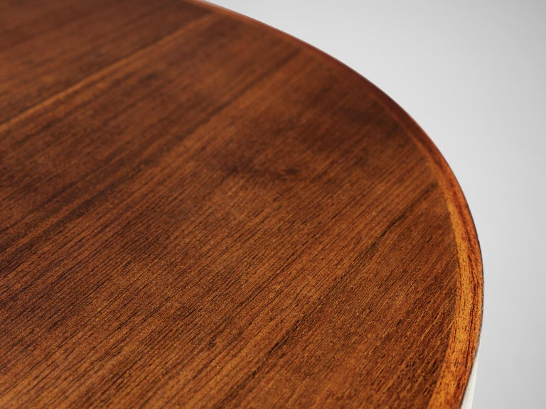 Danish Oval Dining Table 1