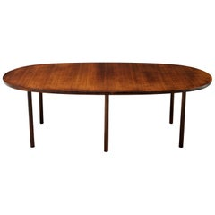 Danish Oval Dining Table