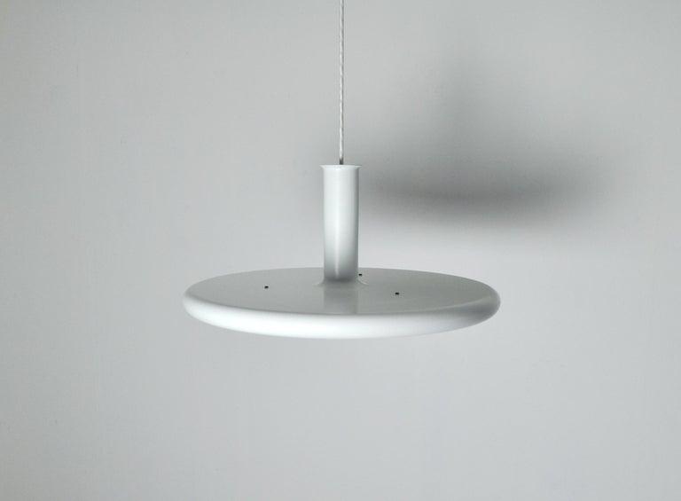 Danish Pendant by Fog & Mørup, Model 'Optima' Designed by Hans Due For Sale 2