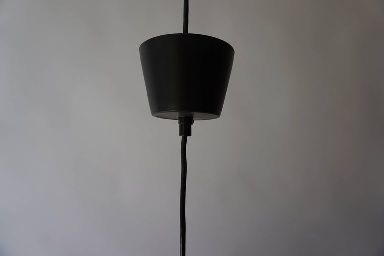 Danish Pendant by Verner Schou for Coronell Elektr For Sale 11