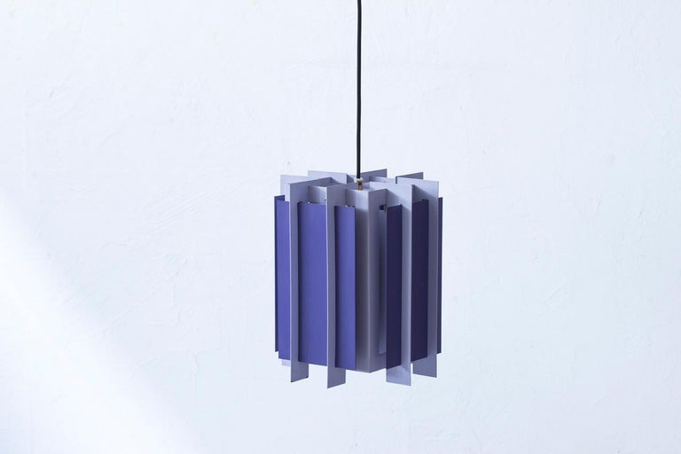 Danish Pendant Lamp by Bent Karlby for Lyfa, 1960s 4