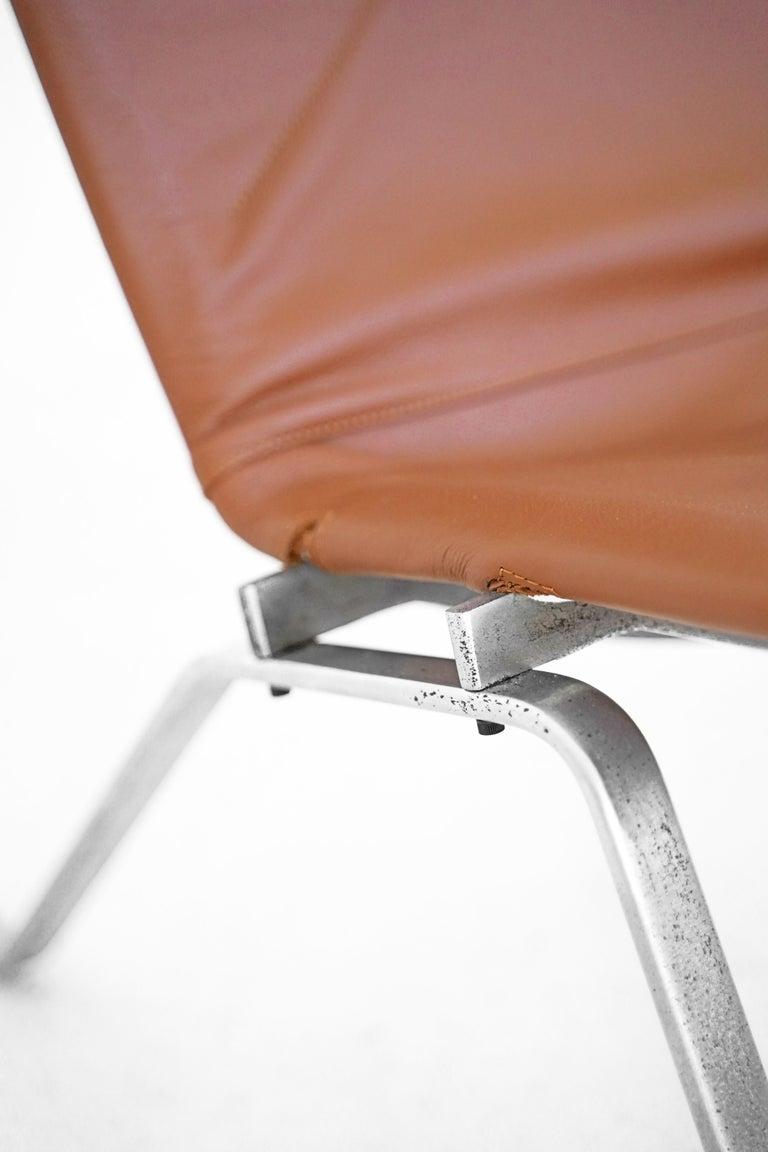 Danish PK22 Lounge Chair by Poul Kjærholm for E. Kold Christiensen 2