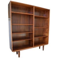Danish Poul Hundevad Rosewood Bookcase