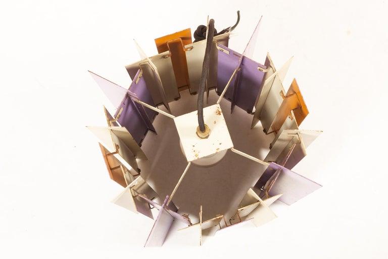 Danish Retro Ceiling Pendant by Lyfa, 1960s For Sale 1