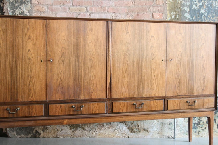 Danish Rosewood Credenza after Ole Wanscher, circa 1960s For Sale 2