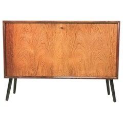 Danish Rosewood Cabinet by Bornholm Mobelfabrik, Mid Century, 1960s