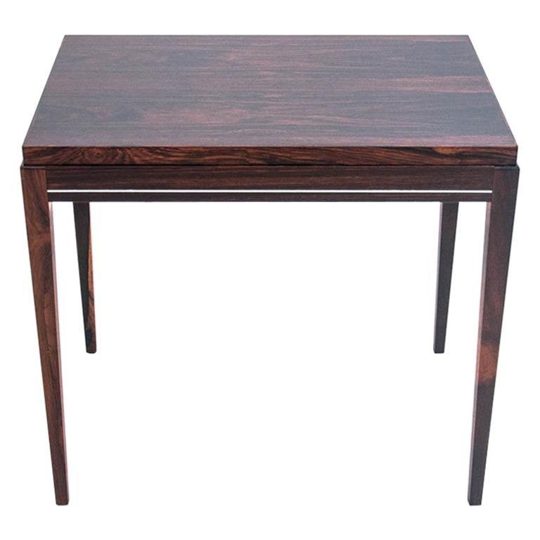 Danish Rosewood Coffee Table