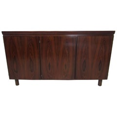 Danish Rosewood Credenza or Server for Skovby