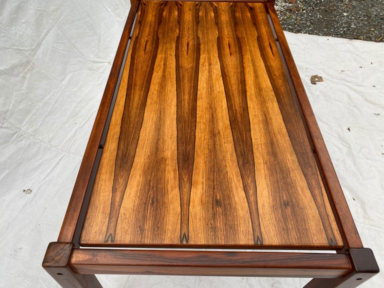 Mid-20th Century Danish Rosewood Desk/ Table For Sale