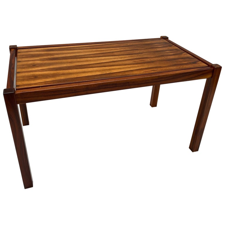 Danish Rosewood Desk/ Table For Sale