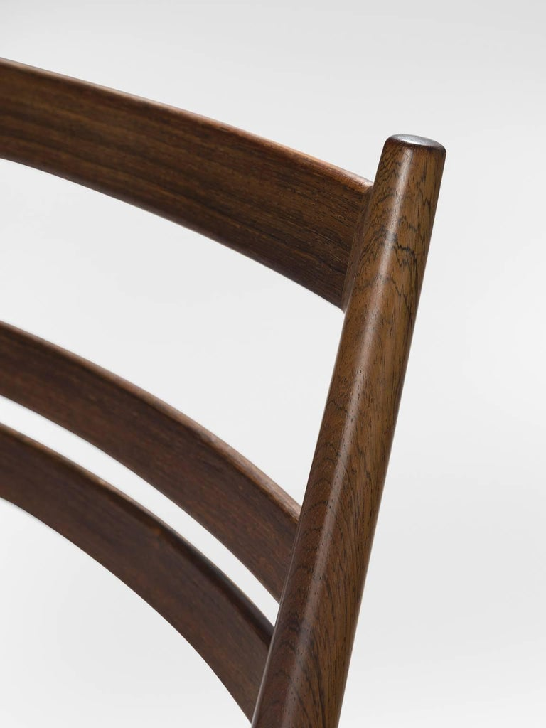 Danish Rosewood Dining Chairs, 1960s For Sale 1