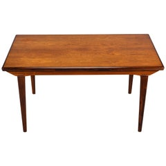 Danish Rosewood Dining Table 'No. 43' Designed and Made by Jens Aerthoj Jensen