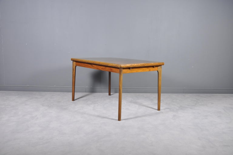 Swell Danish Rosewood Extendable Dining Table By Henning Kjaernulf For Vejle 1960S Download Free Architecture Designs Scobabritishbridgeorg