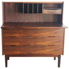 Danish Rosewood Secretary by Fredericia of Denmark