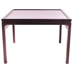 Danish Rosewood Side Table, 1966