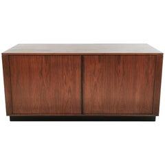 Danish Rosewood Sideboard Cabinet by Hornslet Mobelfabrik, Midcentury, 1960s