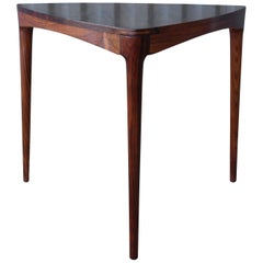 Danish Rosewood Table, 1960s