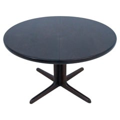 Danish Round Dining Table