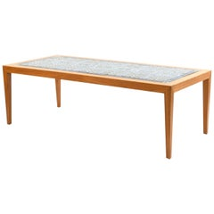 Danish Severin Hansen Jr. for Haslev Coffee Table