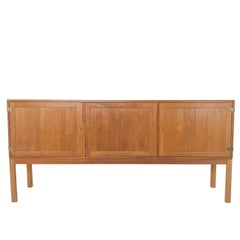 Danish Sideboard by Kurt Ostervig for Randers, circa 1960s