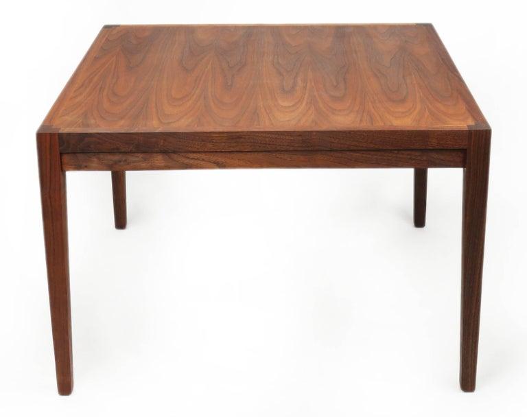 Danish Teak Coffee Table For Sale 3
