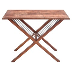 Danish Teak Console, Side Table