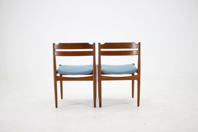 Danish Teak Dining Chairs from Sorø Stolefabrik, 1960s, Set of 6 4