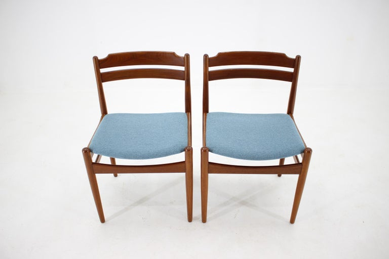Danish Teak Dining Chairs from Sorø Stolefabrik, 1960s, Set of 6 5