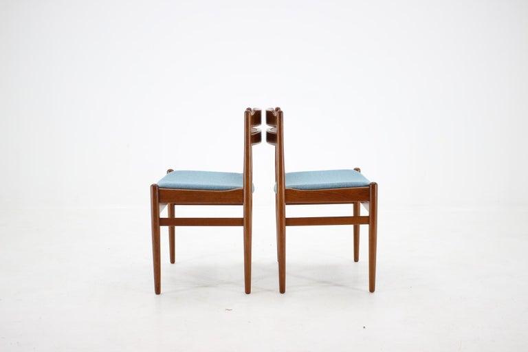 Danish Teak Dining Chairs from Sorø Stolefabrik, 1960s, Set of 6 2