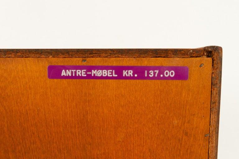 Danish Teak Dresser, 1960s For Sale 7
