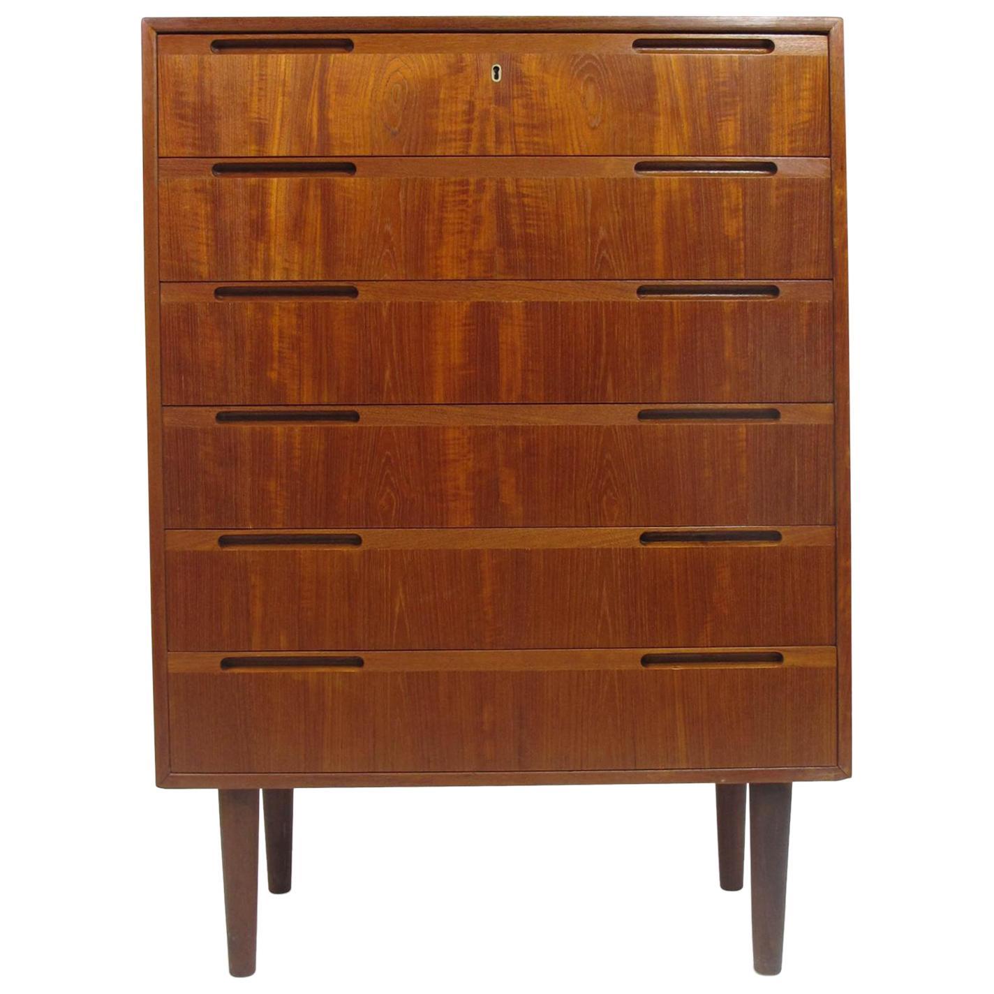 Danish Teak Dresser