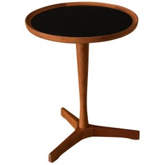 Danish Teak Hans Andersen Round End Table