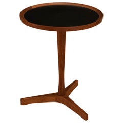Danish Teak Hans Andersen Round Side Table