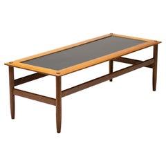 Danish Teak Reversible Coffee Table