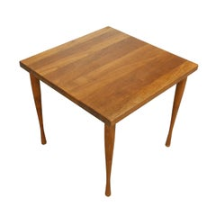 Danish Teak Side Table by Hans C Andersen, 1950s