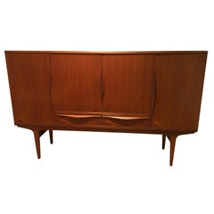 Danish Teak Sideboard by Lyby Furniture
