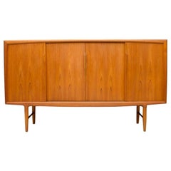 Danish Teak Wood Sideboard by Axel Christensen for ACO Mobler, 1960s