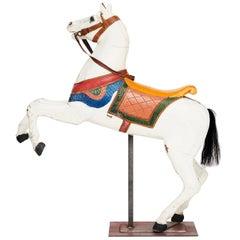 "Danish ""Tivoli"" Carousel Horse"