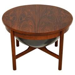 Danish Vintage Coffee Table / Work Box