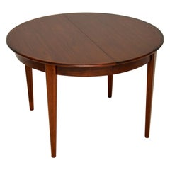 Danish Vintage Dining Table by Gunni Omann