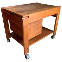 Danish Vintage Teak Cabinet