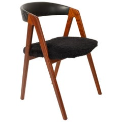 Danish Vintage Teak Chair, 1960s