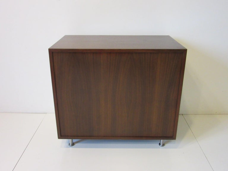 Danish Walnut Dresser / Chest by Poul Cadovius 3
