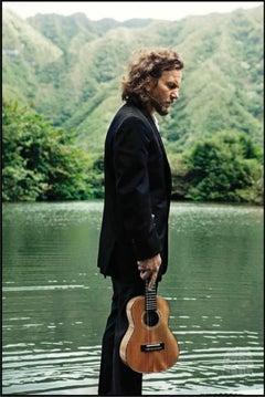 Eddie Vedder in suit