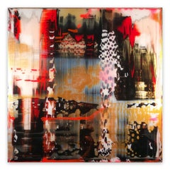 Ludovico Einaudie (Abstract Painting)