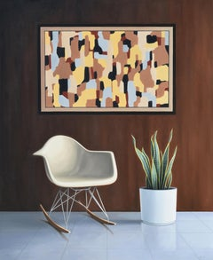 Eames Chair and Painting