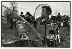 Danny Lyon, Cal, Elkhorn, Wisconsin, 1966, from the Bikeriders
