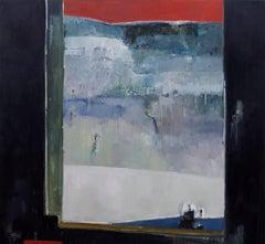 """Window"" Oil Painting"