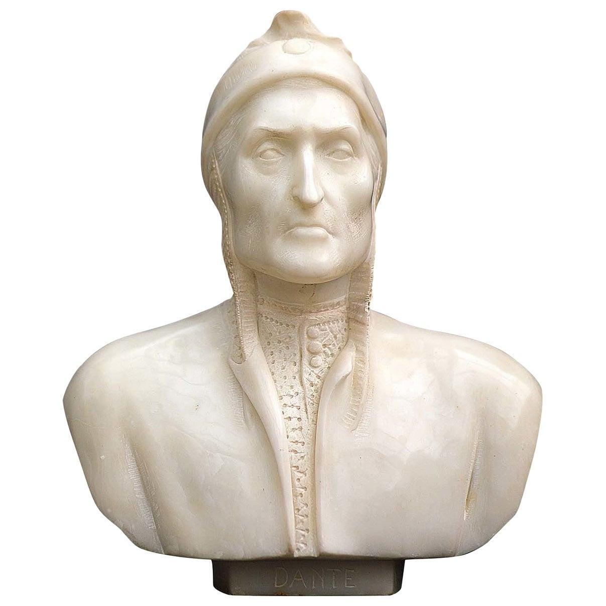 Dante Alighieri Sculpture