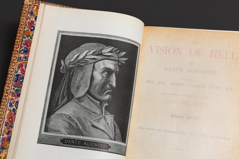Dante Alighieri The Vision of Hell In Good Condition For Sale In New York, NY